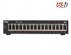 Netgear GS316 16-Port Gigabit Ethernet Desktop Switch