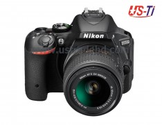 Nikon D5500 DSLR 24.2 MP Touch LCD With 18-55mm Lens