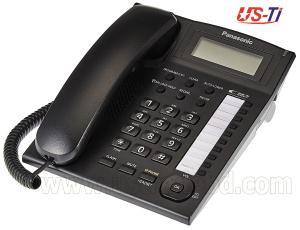Panasonic KX-TS880MX Black/White Phone Set