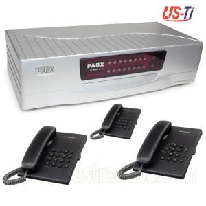 PABX & Intercom 128 Line Package