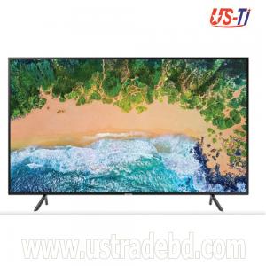 "Samsung UA43NU7100RSER 43"" UHD 4K Smart LED TV"