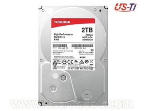 Toshiba 2TB Sata Desktop/CCTV Hard Disk