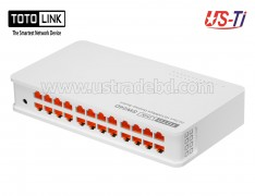 Totolink SW24D 24 Port 10/100 Desktop Switch