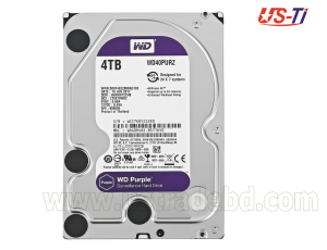 Western Digital 4TB Purple Desktop HDD Surveillance Class