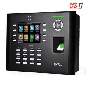 ZKTeco iClock 680 Fingerprint Time Attendance System