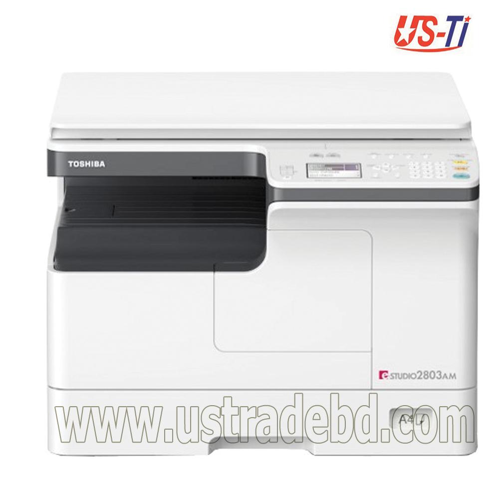 Toshiba E Studio 2803AM Desktop Copier Machines