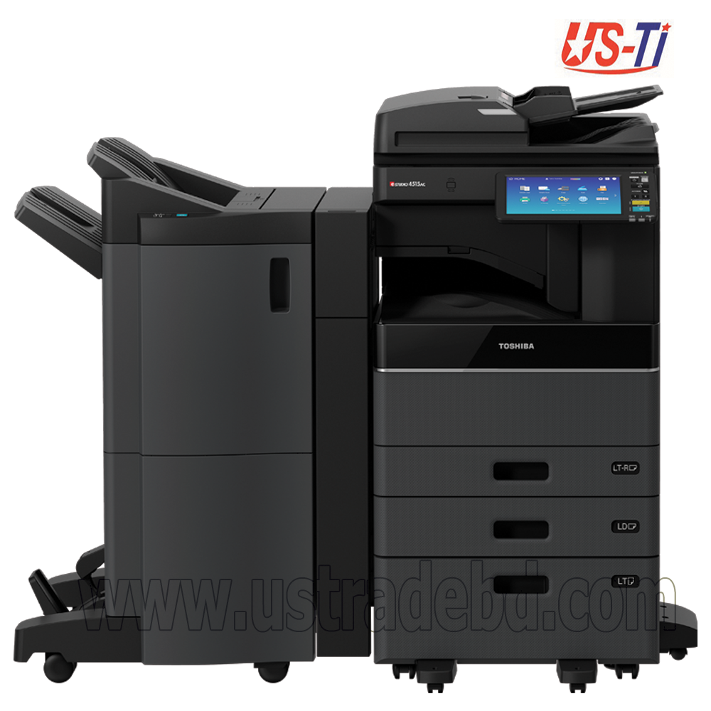 Toshiba E-STUDIO 4515AC Colour MFP Copier Machines