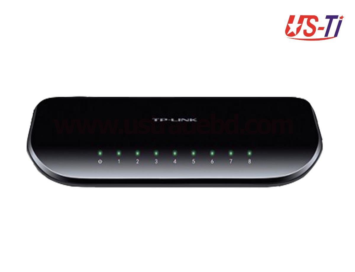 TP-Link TL-SG1008D 08 Port Gigabit Desktop Switch