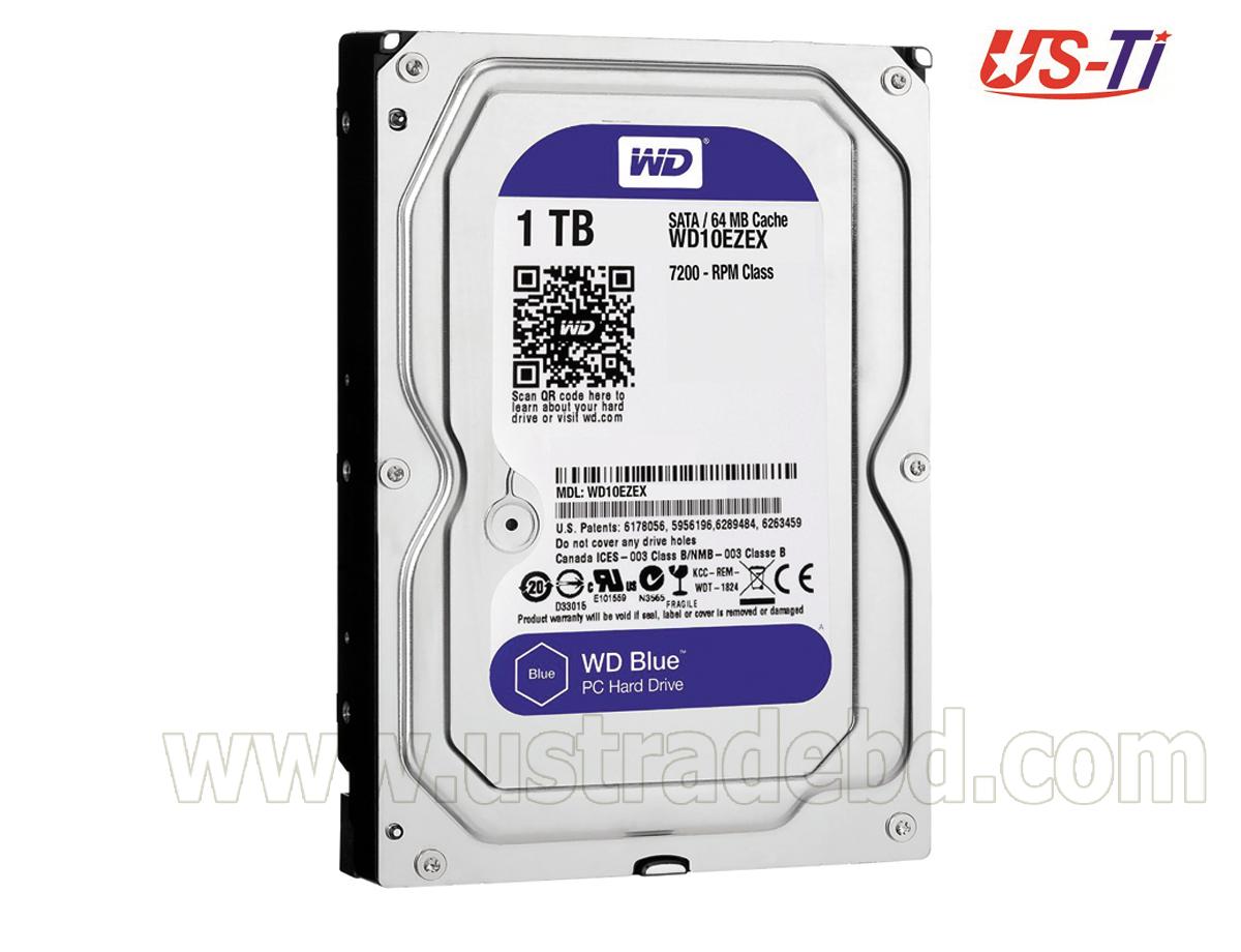WD CCTV Surveillance Hard Disk Drive 1TB