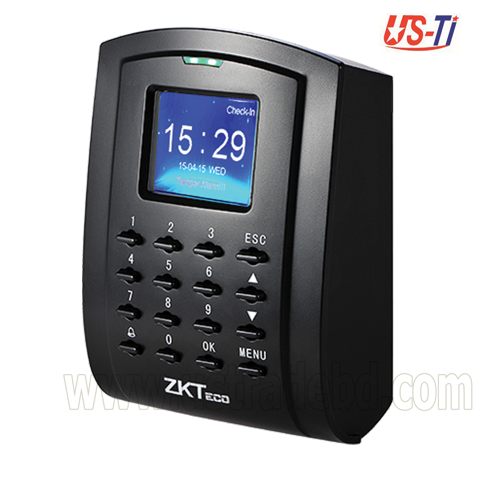 ZKTeco SC105 Color TFT & Graphical UI RFID Access Control Terminal