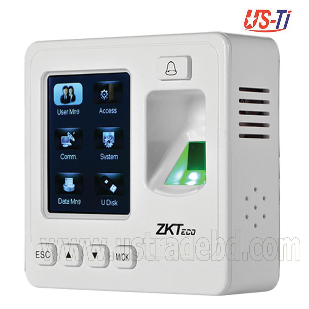 ZKTeco SF100 Fingerprint Reader Time Attendance System