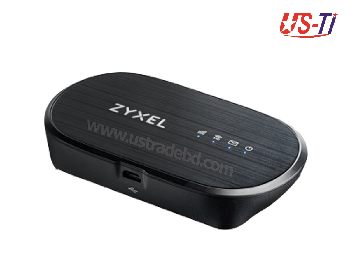 Zyxel WAH7601 4G LTE Portable Router